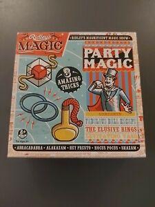 New Ridley's Magic Set - 3 tricks - New
