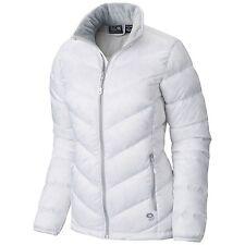 NEW Mountain Hardwear Women's L Ratio Down Jacket OL6175-101 White