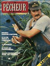 Revue le pêcheur de France No 31 Novembre 1985