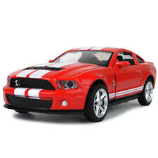 Ford Mustang GT-500 1:32 Alloy Diecast Car Model Toy Vehicle for Boys Kids Gift