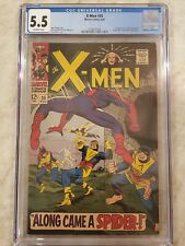 X-Men 35 cgc 5.5 1st App Of The Changeling! Spider-man Appearance! 3758297008
