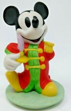 VTG Disney MICKEY Classic MARCHING BAND LEADER Ceramic FIGURINE FIGURE Sri Lanka