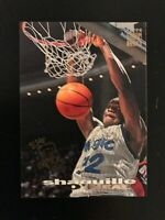 1993-94 Stadium Club Rim Rockers Shaquille O'Neal #1 Orlando Magic