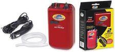 Tsunami Air Pump Bait Fish Aerator DC 12-3V 2 speed TSDAP-12V-2S Car Adaptor NIB