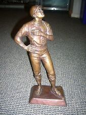 2005 ROBERTO CLEMENTE PITTSBURGH PIRATES SUSAN WAGNER 14'' 7LB BRONZE STATUE !!!