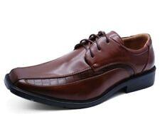 Scarpe da uomo mocassini senza marca marrone