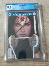 Wonder Woman #25 Frison Variant CGC 9.6 DC Rebirth