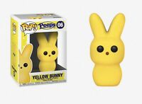 Funko Pop Peeps®: Yellow Bunny Vinyl Figure Item #37103