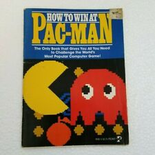 How To Win at Pac-Man 1982, Paperback By The Editors of Consumer Guide
