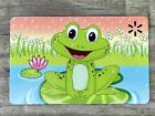 Walmart Frog Gift Card NO VALUE, For Collecting. Cute FROG On Lilly Pad For Sale
