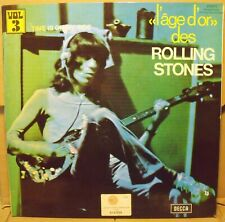 The Rolling Stones – «L'âge D'or» Vol 3 - Time Is On My Side - LP - EX