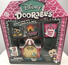 Disney Doorables MICKEY'S HOUSE BRAND NEW