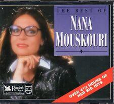 Nana Mouskouri - Best Of - 4 1/2 Hours Readers Digest 4 CD Box Set w Booklet