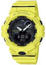 Casio G-Shock Bluetooth Fitness Step Tracker GBA-800-9AER Watch