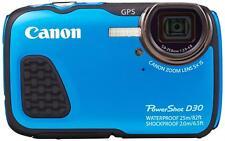 Canon Digital Waterproof Camera Power Shot D30 5X Optical Zoom Psd30 Japan :715