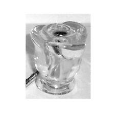 Clear Vintage Glass Cabinet Knobs for Kitchen, Drawer or Dresser Pulls #T85
