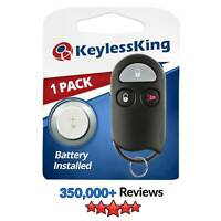 Replacement for 2000 Nissan Xterra Key Fob Keyless Entry Car Remote