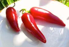 15 Hot Fresno Pepper seeds
