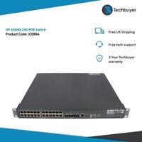 HP A5800-24G POE SWITCH - JC099A
