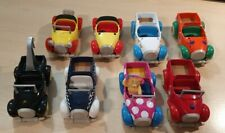 CORGI LLEDO TOYLAND CARS NODDY BIG EARS figures And Vehicles Vintage