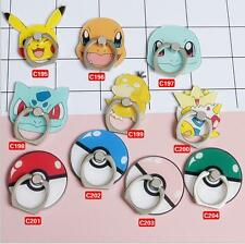 Universal Cartoon  360° Ring Finger Ring Cute Stand Holder Phone