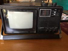 ORION- TELEVISORE PORTATILE A COLORI-  - ANNI '70