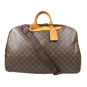 LOUIS VUITTON ALIZE 1 POCHE 2WAY TRAVEL HAND BAG MONOGRAM M41393 VI0945 63076