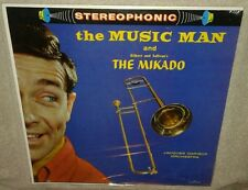 The Music Man & The Mikado *NEW SEALED VINYL* Jacques Darieux Gilbert & Sullivan