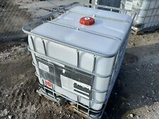 Ibc Tote Liquid Storage Container 275 Gallon Local Pickup Only