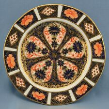 Royal Crown Derby Old Imari Bread Plate 1128  #4