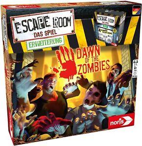 Abenteuerspiel Escape Room Dawn of the Zombies Erweiterung