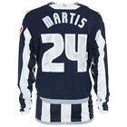 2009/10 Home Shirt - Personalised Martis