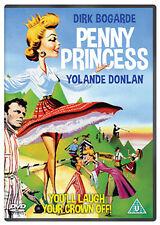 DVD:PENNY PRINCESS - NEW Region 2 UK