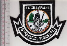 Green Beret American Indian Veteran Fort Sill Oklahoma US Army 5th Special Force