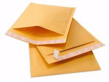 20PCS Kraft Paper Bubble Film Envelope Self Seal Padded Packing Bags 14x12cm