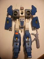 Popy henshi robo robotech macross gakken mospeada legioss die cast 1/72 Blue