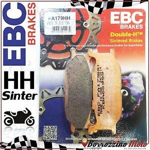 Plaquettes de Frein Avant Sinter EBC FA179HH Yamaha YP majesty 400 2004