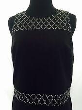 Catherine Malandrino Black Dress . Size 2 Retail