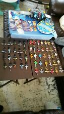 Matchbox Ring Raiders Lot 56 Planes 2 Bases Battle Blaster Medals Comics LOOK!!!