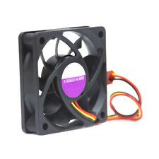 Fan 60x60x10mm 6x6x1cm Mini Small Fan 3Pin Power 5V 60mm 6cm