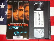 Attraction (VHS, 2000)  Samantha Mathis, Gretchen Mol, Matthew Settle Erotic