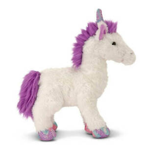 NEW Misty Unicorn - 25Cm Tall -Melissa And Doug from Mr Toys