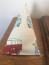 Handmade Mobile Phone Bean Bag VW Campervan Print