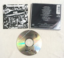 THE COMMITMENTS (MOTION PICTURE SOUNDTRACK) / CD ALBUM  (ANNEE 1991)