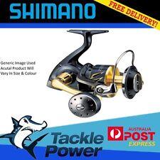 Shimano Stella 6000 SWB HG Spinning Fishing Reel Brand New! 10yr Warranty!
