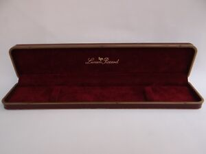 Lucien Piccard Watch Box Vintage 1960's