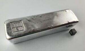 Hochreiner Indium-Barren - mehr als 1 kg - 99,995%