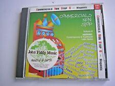 SONOTON MUSIC LIBRARY CD Commercials Non Stop 6: Hispanic ex
