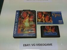 CUTTHROAT ISLAND megadrive pal