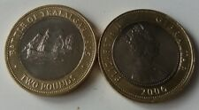 GIBRALTAR 2 Pounds 2006
